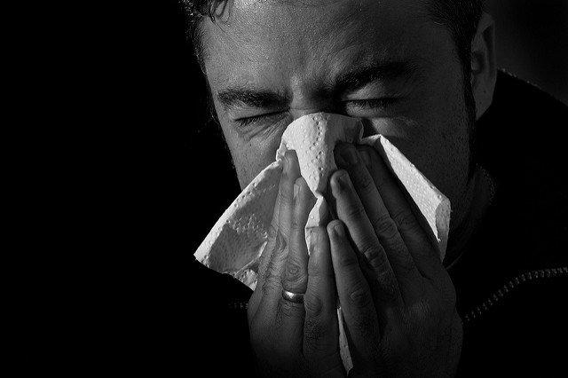 alergias y congestión nasal