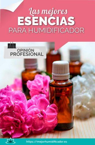 aceites esenciales y esencias para humidificadores