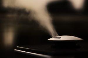 humidificador vapor frio y caliente