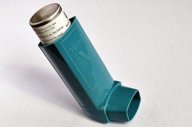 respirador para el asma