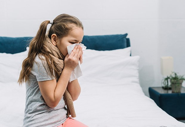 combatir bronquitis con humidificadores