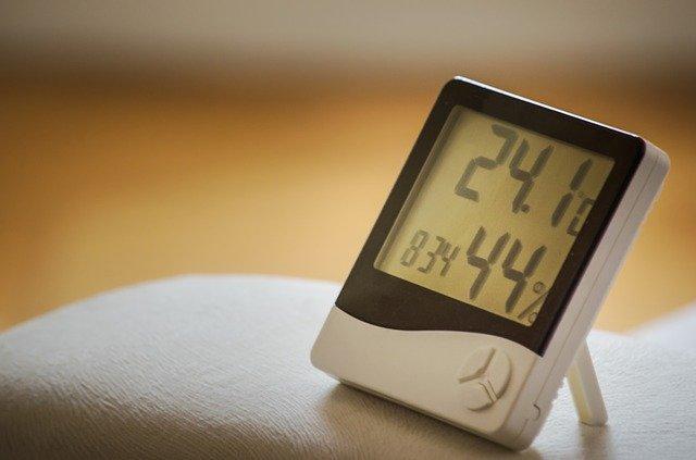 medir nivel de humedad en casa