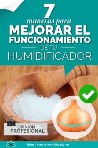 7 consejos para mejorar rendimiento del humidificador